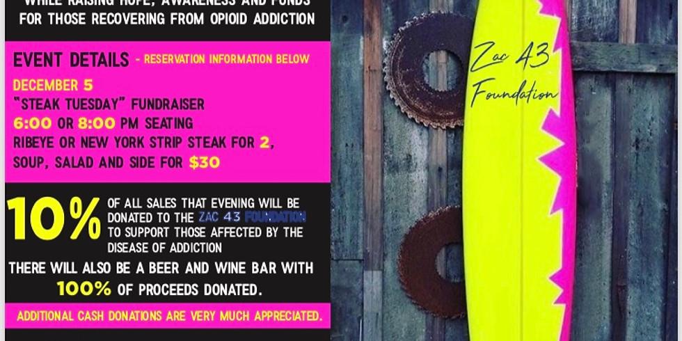 Zac43Foundation Fundraiser