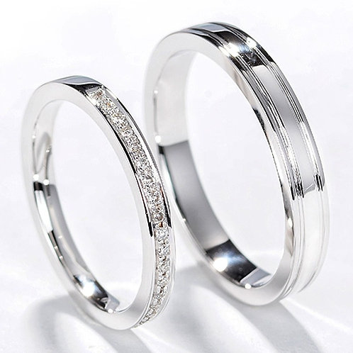Virgo  Rings