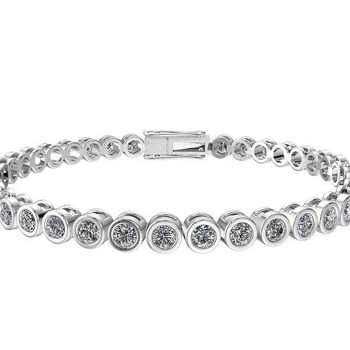 Tennis bracelet Bombay 4 CRT 1 - 1020028