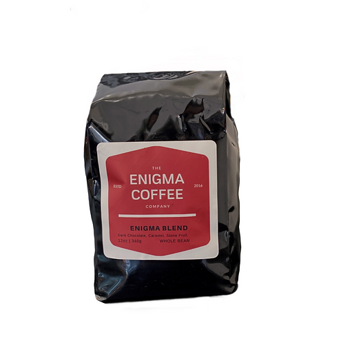 Beans - Enigma Blend 12oz