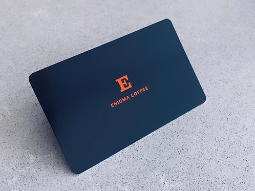 Enigma Gift Card