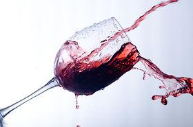 赤ワインのしみ抜きイメージ画像