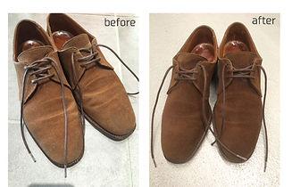 靴みがき比較