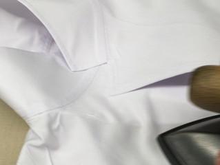宅配 目黒区 白衣 作業服のクリーニング