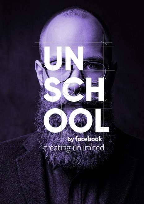 Unschool Facebook Poster