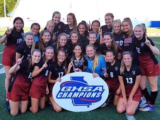 Lambert Girls Win 7-A State Championship