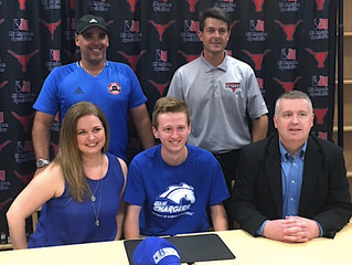 Griffiths Signs With Alabama-Huntsville