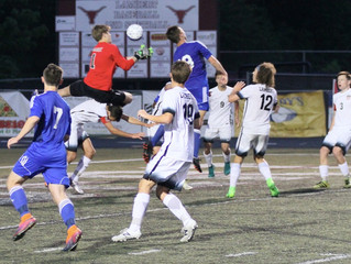 Boys Playoff Run Ends With 2-1 Defeat