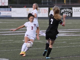 Girls Blank North 3-0