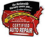 Certified, warranty