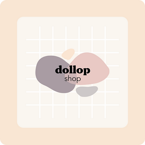 Dollop Stickers