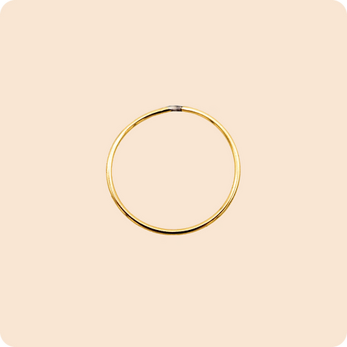 Anna Ring - Simple Wire Ring