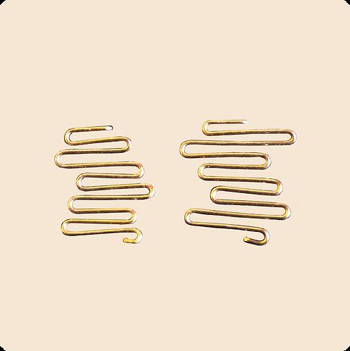 """Lukas - squiggle or """"danger noodle"""" threader"""