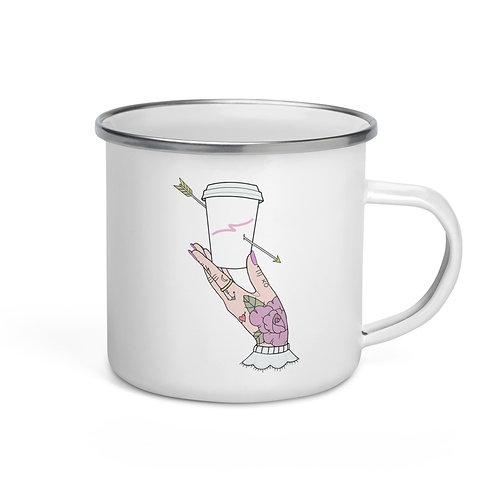 Supersweet Enamel Mug