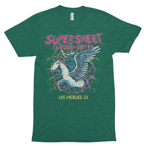 Supersweet - Super Soft High Quality Unisex Tri-Blend Track Shirt