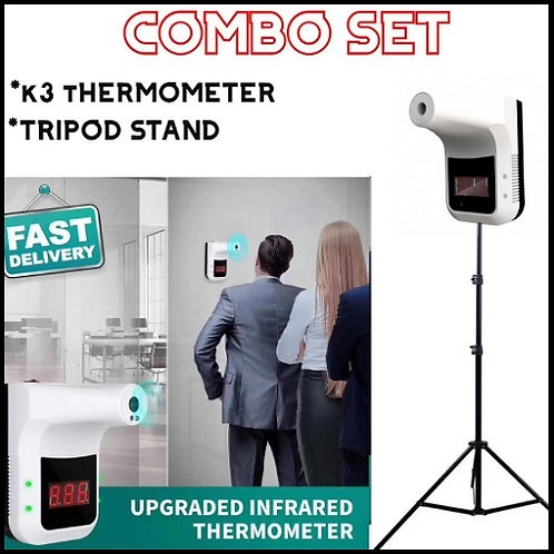 K3 Thermometer with tripod