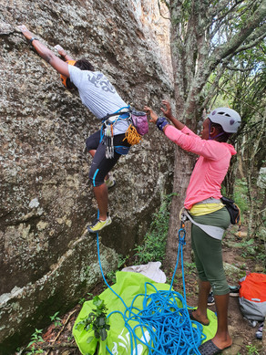 Beginner's Guide to Rock Climbing Terms