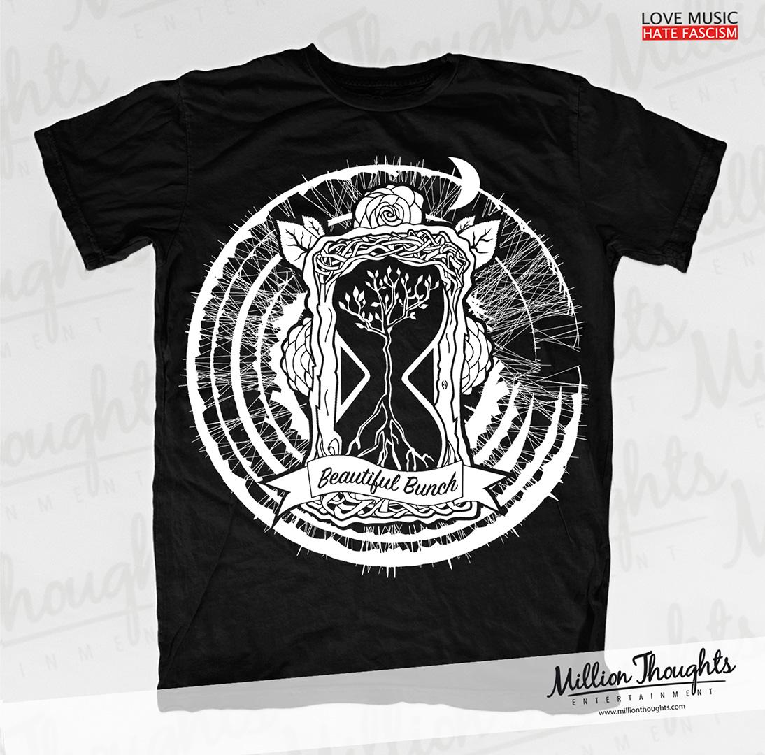 Shirt, unisex, black (S-XXL)