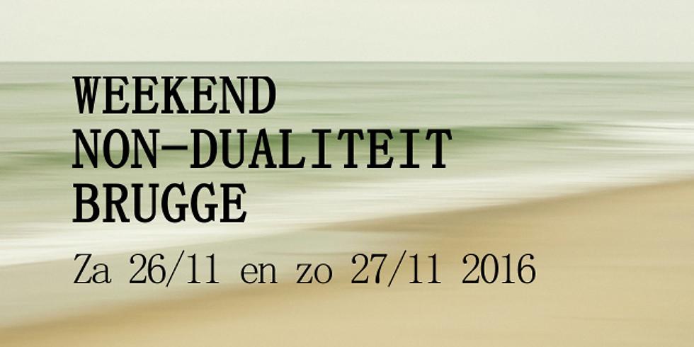 Weekend Non-dualiteit Brugge