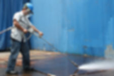 Industrial Cleaning Pressure Washing, Steam Cleaning