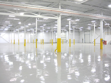 Epoxy Floor Painting/Coating