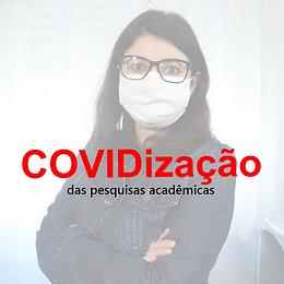 Impactos da pandemia na sua pesquisa