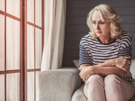 Here's How Menopause Affects Mental Health