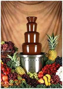 Beeson Hall - Chocolate Fountain
