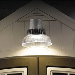 LED security lighting image
