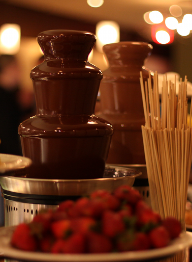 Chocolate-Fountains