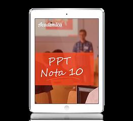 Como montar uma apresentação em PPT Nota 10 para a sua banca (E-book + modelos prontos)?