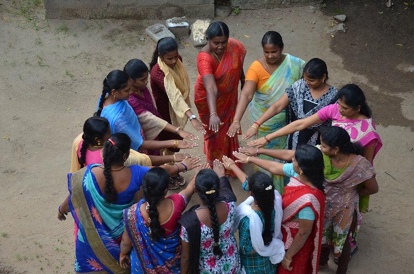 solidarité femmes inde