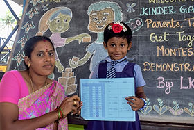 education en inde avec OFI