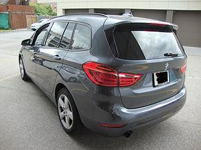 BMW 2-er Grand Tourer