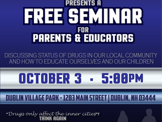 Join Us for a Parent Outreach Seminar