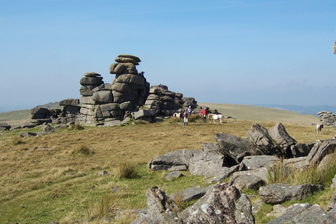 Staple Tor - Dartmoor