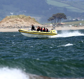 Powerboating with Skern Lodge