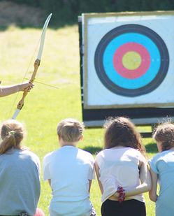 Archery at Skern Lodge