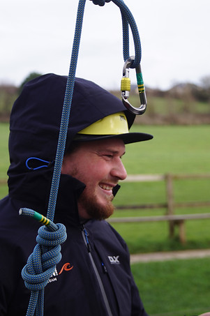 Rob on the High Ropes
