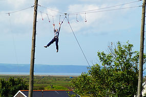 High Ropes at Skern Lodge