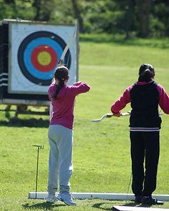 Archery at Skern Lodge