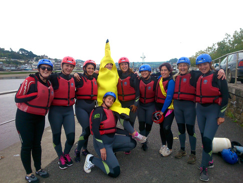 Hen Party with Skern Lodge