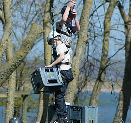 Crate Stacking with Skern Lodge