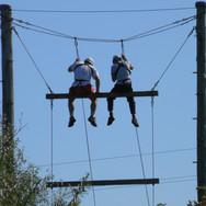 High Ropes at Skern Lodge