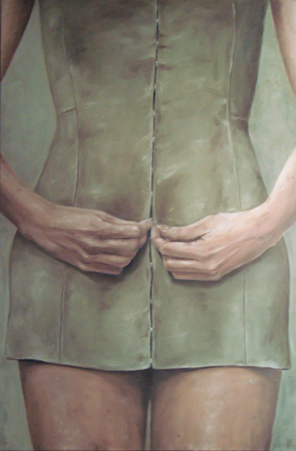 Frank Coenegrachts - Dress to undress