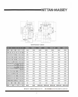 精密型鍛造プレス カタログ-7