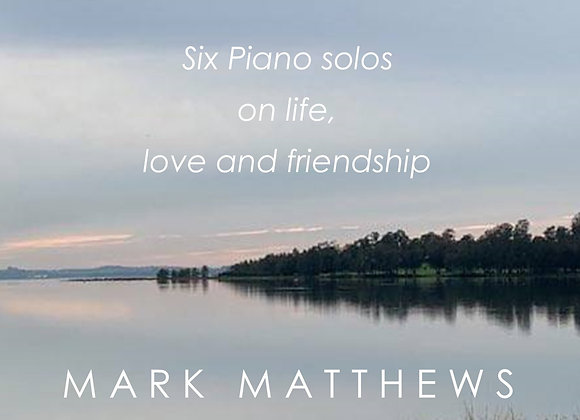 'i wonder' Mark Matthews Australian Composer