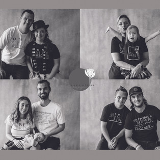 Fundraiser Shirts by Heather & Twine Photography