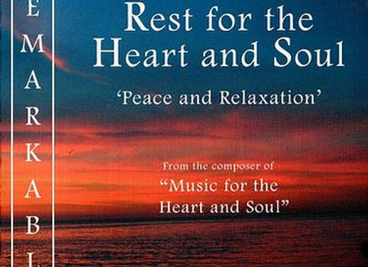 Rest for the Heart and Soul - Mark Matthews