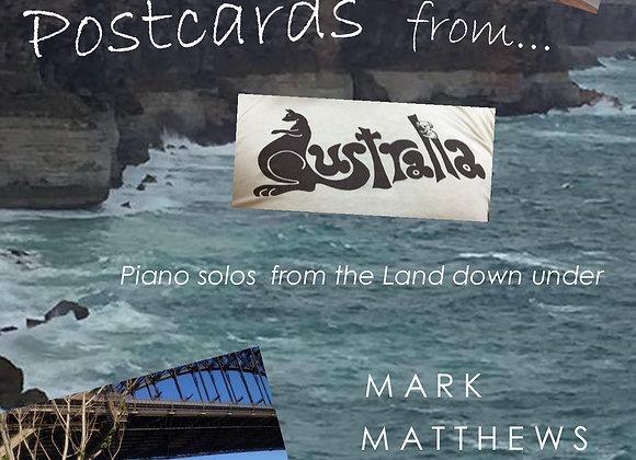 'Postcards from Australia' Mark Matthews